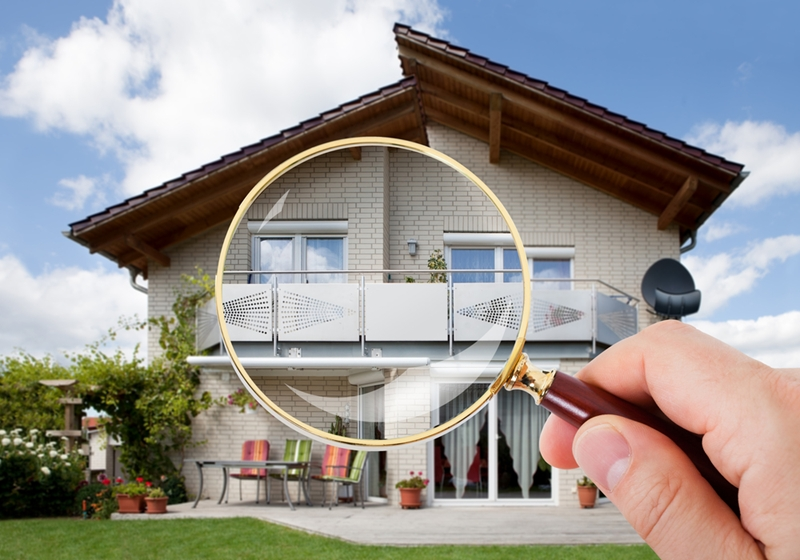 You should attend the home inspection to familiarize yourself with your potential new property.