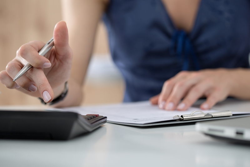 Your first step to effective debt consolidation is calculating all the money you owe.